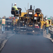 Shingle Recycling - Paving
